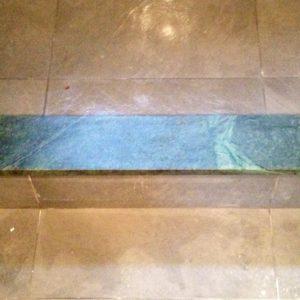 Shower Threshold